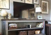 Sideboard Fernseher