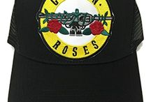 Guns and Roses / Guns and Roses ♻️ Hat! Trucker Cap made from recycled plastic water bottles! Rock on and make a difference!