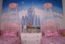 kid bedroom ideas  / by Jaque Crockett