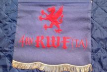 RWF Colours, Banners and Flags