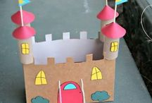 box crafts for kids