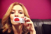 Kylie Minogue x uslu airlines / KMO kiss me once lipstick!