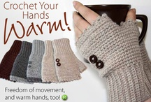 Crochet & Knitting-Hand&Foot / by Patsy Pirnat