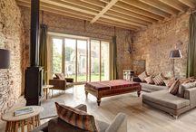 Rustical & Country / Interior Design & Architecture