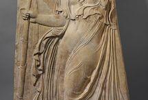 scultures antiques