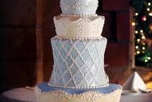 The cake / by Holly Stevens