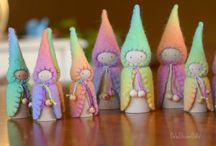 Sewing - Peg People