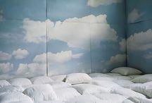 clouds, bubbles, waves