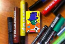 Diseño y obras graffiti / Lienzos, cuadros,exposiciones