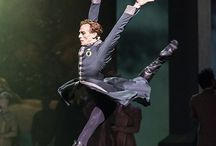 Male ballet costume