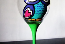 Wine glasses / by Lisa Galloway