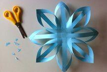 Estrella finlandesa navidad