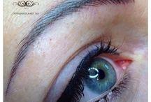 •Classic Eyeliner• / A szemhéj kontúrozásával a szemek kihangsúlyozása. Alapsmink készítése.