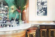 Cafés/Bars/Restaurants