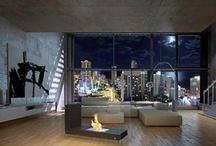 be interiors & architecture  / by Mallori Hamilton