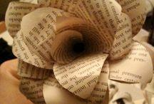 Papierblomme
