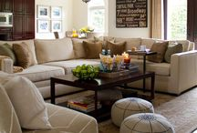 Contemporary / Living room