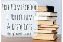 Homeschool Resources / by Sara Graf