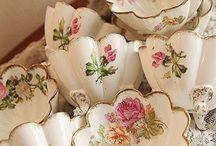 ceramiche stoviglie vintage