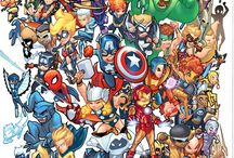 Marvel For Days / by Anna Gregoroff