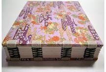 Handbound Books / by Vicki Sun