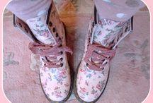 Trousers & Leggins & Shoes
