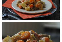 The BEST Slow Cooker Recipes / These are the BEST Slow Cooker Recipes on Pinterest!  Get out the crock pot and make these simple family friendly meals for dinner.