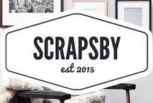Google Plus @SCRAPSBY
