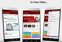 World Ceramic Directory Android App