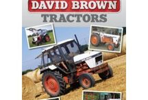 David Brown Tractors / David Brown covered in a wide range of modern and classic tractor books and DVDs. All available from www.oldpond.com.