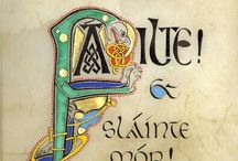 Celtic Illuminated Text