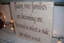 Wedding : Seating Plans