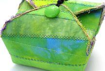 Boxes - textile