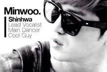 Minwoo Shinhwa