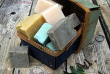 Home made soaps