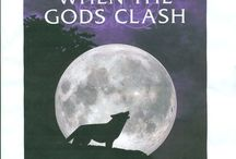 """""""When The Gods Clash."""" / A modern novella, taking place in Las Vegas and down to the California/Mexico borders,strong and enticing characters and plot. Now distributed to all e-reader screens to 170 countries."""