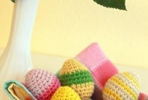 Crocheted Easter Ideas / by SueStitches