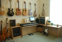Home Recording Studio Furniture / www.studioracks.co.uk