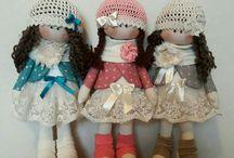 Édesek / A babákat készíti: ViolaStyle Handmade