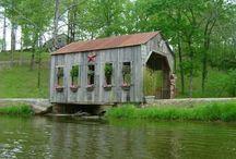 Bridges :: Covered / Covered Bridges
