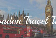 London (UK) / by Wendy Wierenga