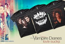 NEW RELEASES - FROM THE COLLECTION OF THE VAMPIRE DIARIES - LOVE SUCKS