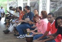Drumming Team Building Session / Interactive Drumming - www.supertouchevents.co.za