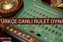 Türkçe Canlı Rulet Oyna