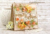 dulce canela / caja decorativas
