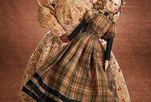 куклы деревянные