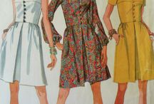 1960s Mood Board