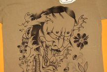 handmade t-shirts