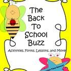 Back to school / by Dawn Schaumburger