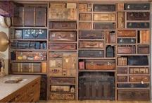 Storage & Organization...... / by Jeannie LaBelle